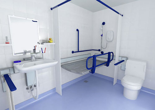 Safety handicap bathroom accessories which are the most for Handicap baths