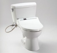 Toilet bidet combo best choice for disabled bathrooms - Japanese toilet bidet combination ...